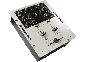 TABLE MIXAGE DJ 2 VOIES M101 NUMARK